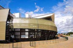 Pantanal Arena by GCP Arquitetos