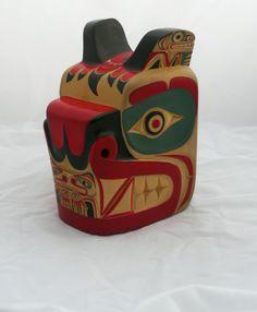 Spirit Bear Mask