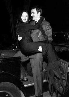 Addamsova rodina 1964 online dating