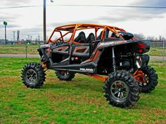 "2014 Polaris RZR1000 Why not call this an ""Indian Coupe"", they are made by the same Company?"