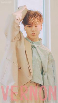 Carat Seventeen, Seventeen Debut, Woozi, Jeonghan, Vernon Chwe, Vernon Seventeen, Vernon Hansol, Choi Hansol, Seventeen Wallpapers
