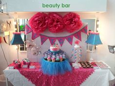 spa pamper party Birthday Party Ideas | Photo 1 of 21