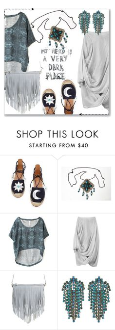 """""""My style"""" by mahafromkailash ❤ liked on Polyvore featuring Aquazzura, Barlow, Vivienne Westwood Anglomania, Street Level, DANNIJO, MyStyle, summerstyle, summer2016 and tribalover"""