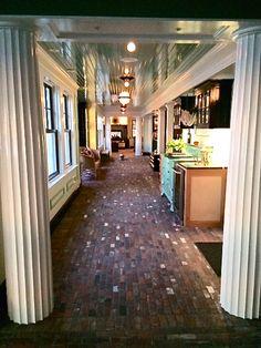 Reclaimed Thin Brick Veneer - Brick Floor Tile -Thin Brick Veneer