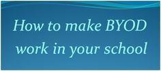 Consigue que BYOD (trae tu propio dispositivo) funcione en la Escuela