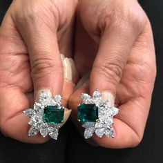 Leibish Fancy Color Diamonds