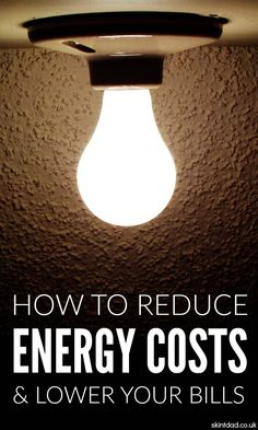 With energy costs coming in at over £1,000 per year for the average UK household, learning how to save energy around the home has never been more important if you want to lower your bills.