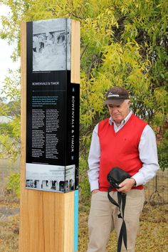 Shire of Central Goldfields Interpretive Trail | Nuttshell Graphics