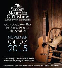 Smoky Mountain Gift Show | Home