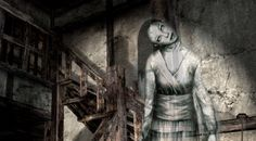 fatal frame ghosts - Broken Neck