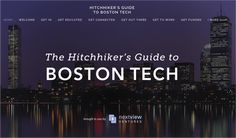Everything you need to navigate the Boston startup community: Events, organizations, educational resources, local content and advice, and much  more.