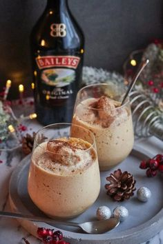 Desserts In A Glass, Sweet Desserts, Latte Recipe, Hungarian Recipes, Creative Cakes, Coffee Recipes, Yummy Drinks, Street Food, Cake Recipes