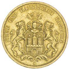 20 Mark 1878 J