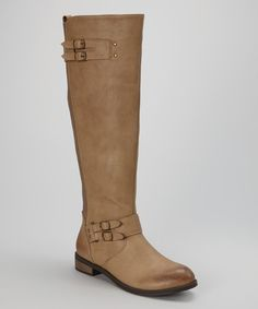 1a5797b6aeb Chase   Chloe Nude Audrey Boot