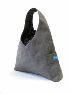 TESAGE (fabric purse) with Drawstring Purse Organizer Insert $68   made of sunbrella (water-resistant)