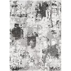 Williston Forge Madelynn Power Loom Tan/Gray/Taupe Rug & Reviews | Wayfair Nursery Office, Contract Design, Modern Area Rugs, Grey Rugs, Power Loom, Accent Furniture, Colorful Rugs, Modern Decor