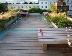 Roof Terrace, Holland Park | Charlotte Rowe Blog