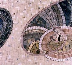 sonia king mosaic artist | Orbit mosaic by Sonia King | mosaic | Pinterest