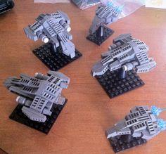 Lesser Games • Re: Mobile Frame Zero: Alpha Bandit - Microspace Kickstarter