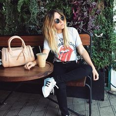 Best Teen Fashion Part 37 Hipster Fashion, I Love Fashion, Teen Fashion, Simple Outfits, Cool Outfits, Summer Outfits, Young Fashion, Fashion Lookbook, Abundance