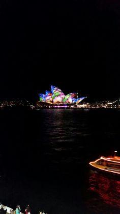 Sydney Harbour Lights
