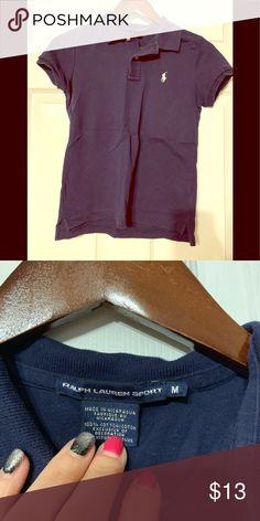 2c6dc9d0d Polo Ralph Lauren Sport Navy Polo Shirt Practically brand new! Navy Ralph  Lauren Sport polo
