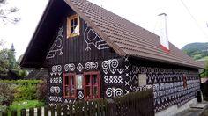 Cicmany, Slovakia Cabin, House Styles, Travel, Home Decor, Homemade Home Decor, Viajes, Traveling, Interior Design, Cottage