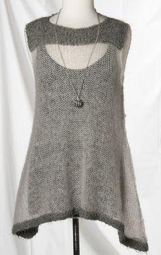 A fiberlicious sweater