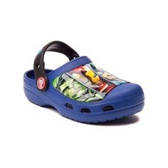42cbbc86fa3a71 Crocs Marvel Avengers 3 Clog in Blue