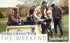 Timberland - Something for the weekend