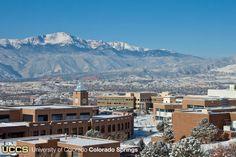 20 best uccs images colorado springs university of colorado rh pinterest com