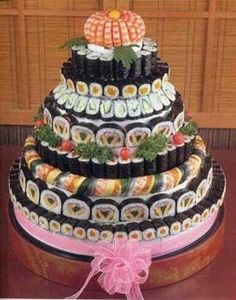 Cake... miammm, pour un mariage! !