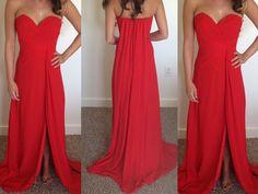 Long Prom Dress   I134