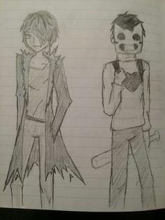 Garry and Zacharie
