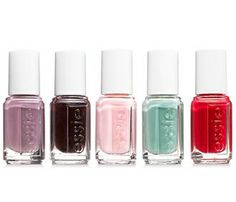 Treat Yourself Holiday Beauty Gifts: Here's a little treat that will please your inner polish-a-holic. This $15 kit contains five of Essie's best-selling polishes in adorable miniature versions (so you can treat yourself five times). You'll find Ballet Slippers, Chinchilly, Turquoise & Caicos, Forever Yummy and Wicked (a must-have winter mani shade) all for around three bucks each. #SelfMagazine