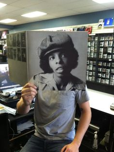Library Sleevefacing