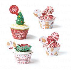 Dieses tolle Lebkuchen Zeit Set besteht aus 12 Förmchen und 12 Picks zur Dekoration deiner Cupcakes oder Muffins.   Inhalt: 1x Decora Cupcake Wraps Lebkuchen Zeit, 12 Stück Cupcake Wraps, Cupcakes, Muffins, Bakery, Desserts, Food, Ginger Beard, Amazing, Christmas
