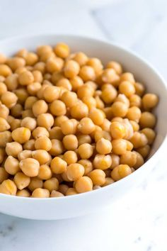 Cooking Dried Chickpeas or Beans Three Ways