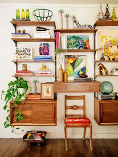 "I need this book! ""The New Bohemians"" and just look at this wall space!"