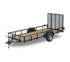 Kaufman Trailers offers all popular utility trailers including single axle, tandem landscape, as well as flatbed style utility trailers. Utility Trailers For Sale, Landscape Trailers, Atv Trailers, Loading Ramps, Moving Furniture, Castle Rock, West Lake, Land Rover Defender, Tandem