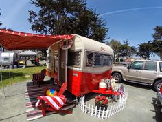 Vintage Trailer Rally Pismo Beach..Re-pin Brought  to you by #HouseofInsurance for #AutoInsurance #EugeneOregon