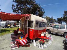 Vintage Trailer Rally Pismo Beach