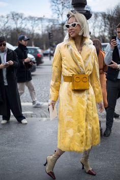 The Best Street Style Looks From Paris Fashion Week Fall 2018 | Fashionista