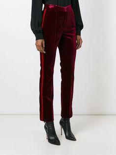 Givenchy Calça de veludo
