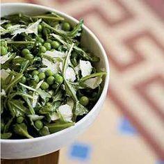 Fresh English Pea Salad with Mint and Pecorino | MyRecipes.com