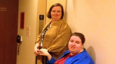 An Ontario mother desperate to find permanent care for her mentally disabled daughter threatened to leave the at the office of Ontario Deputy Minister of Community and Social Services Marg Rappolt. Tim Hortons, Social Services, The Only Way, Disability, Daughter, David, Mom, People, My Daughter