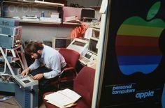 Steve Wozniak February 1984 Steve Wozniak, Apple Inc, Steve Jobs, World History, Computers, February, Mac, Technology, Film
