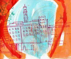EllieAndAda: Sketchbook Page and Soup Sketchbook Pages, Soup, Neon Signs, Soups, Art Sketchbook, Chowder