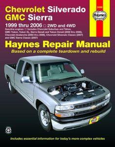chevy silverado 1500 2003 2005 black front grill and headlights rh pinterest com 2003 chevy silverado 1500 service manual pdf 2003 chevy silverado service manual