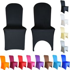17 best unique chair covers images banquet chair covers spandex rh pinterest com